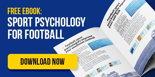Free ebook about sport psychology for footballers