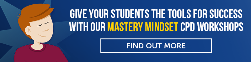 Mastery mindset CPD workshops for teachers