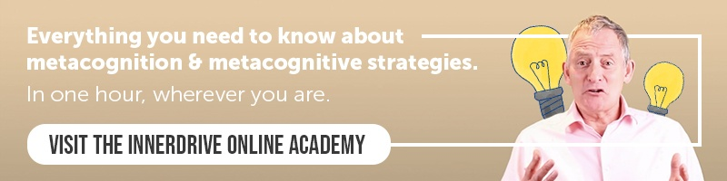 Online teacher CPD metacognition and metacognitive strategies module