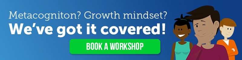 metacognition growth mindset workshops