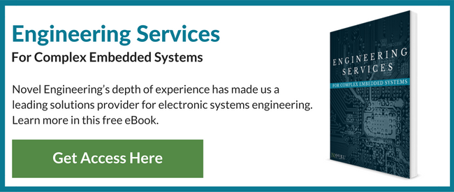 Engineering Services for Complex Embedded Systems