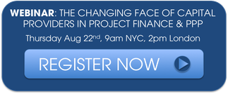 Register for project finance webinar