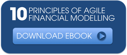 Agile financial modelling, building financial models