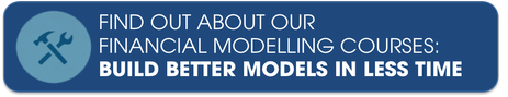 financial modelling courses