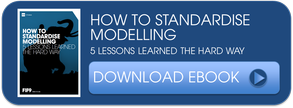 How to standardise modelling ebook