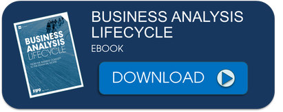 Download the Business Analysis Lifecycle ebook