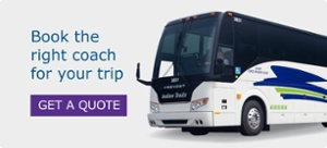 Book the right coach for your trip - Get a quote