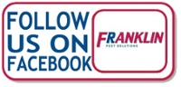 Follow Franklin Pest Solutions on Facebook