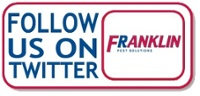 Follow Franklin Pest Solutions on Twitter