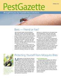 free spring 2016 pest control tips