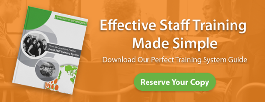 Perfect Event Staff Training System