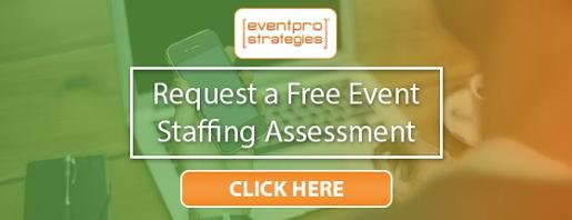 Click for a Free 30 Minute Event Staffing Estimate