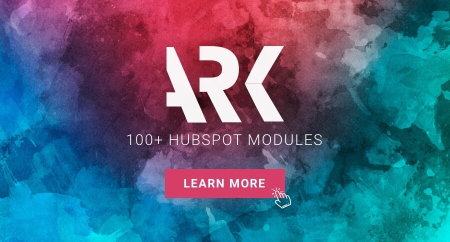 Ark HubSpot Modules