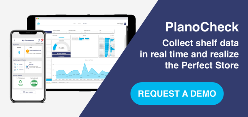 PlanoCheck : Collect self data in real time and realize the Perfect Store
