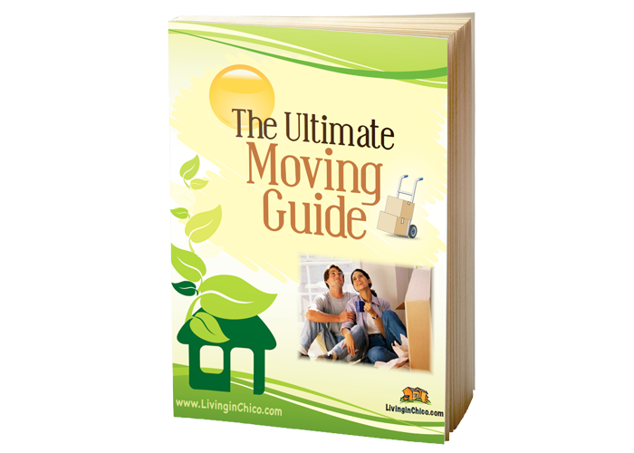 The Ultimate Moving Guide Book Cover