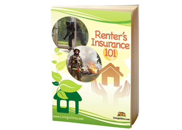 Renter's Insurance 101 eBook cover