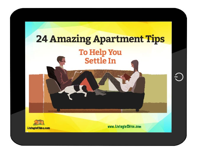 24 Amazing Apartment Tips