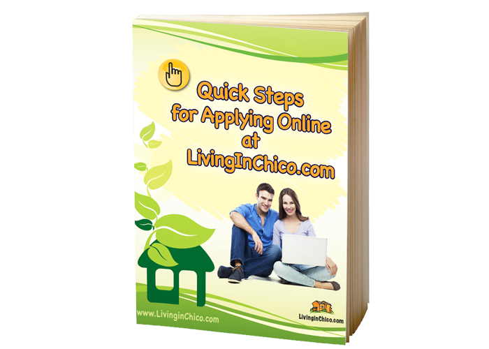 Quick Steps for Applying Online at LivinginChico.com