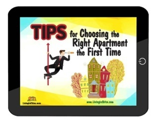 Tips for Choosing the Right Apartment the First Time