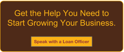 speak with a loan officer and grow your business