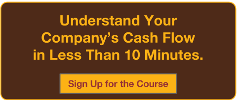 Sign up for Cash Flow course