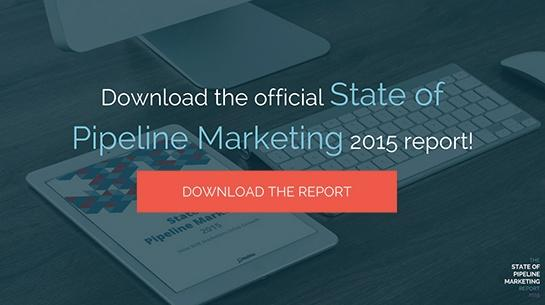state of pipeline marketing report 2015