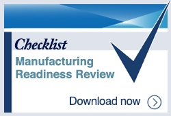 Download KMC's Manufacturing Readiness Review Checklist