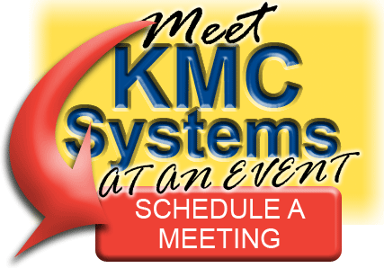 Meet KMC at an event