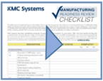 Manufacturing Readiness Checklist