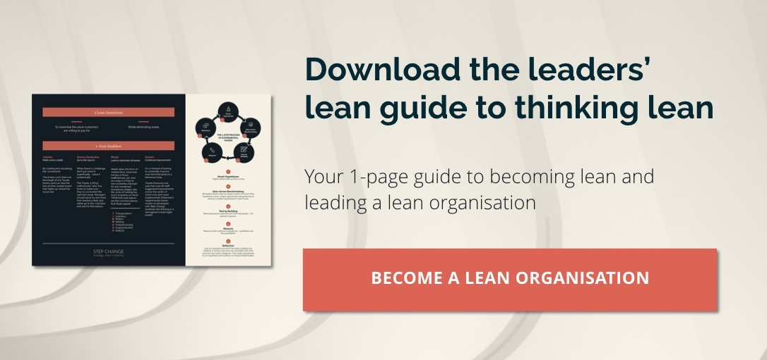 becoming-a-lean-organisation