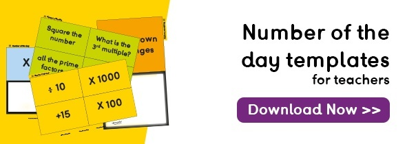 Download number of the day templates