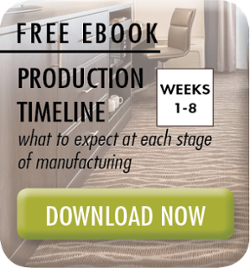 Hotel Furniture Production Timeline eBook - Artone