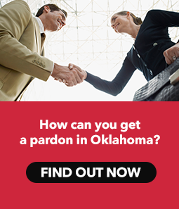 How can you get a pardon in Oklahoma?