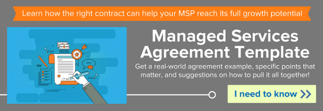 download the Managed Services Agreement