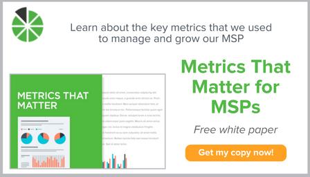 free white paper_Metrics that matter for MSPs