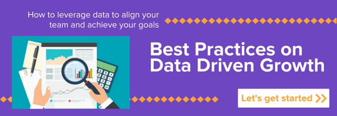download Best Practices of Data Driven Growth webinar
