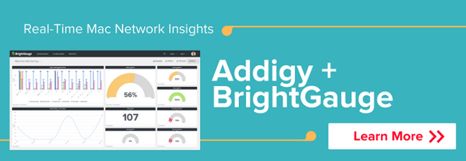 learn more about Addigy and BrightGauge