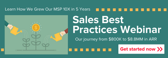 Watch the Sales Best Practices Webinar now