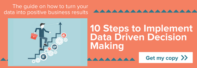 Download the guide to data driven decision making
