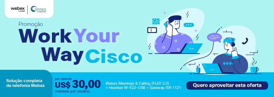 Work Your Way Cisco