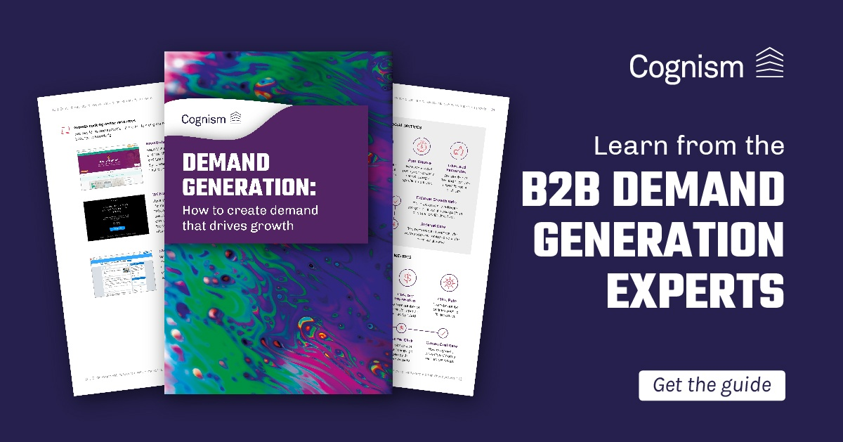 Demand Generation eBook