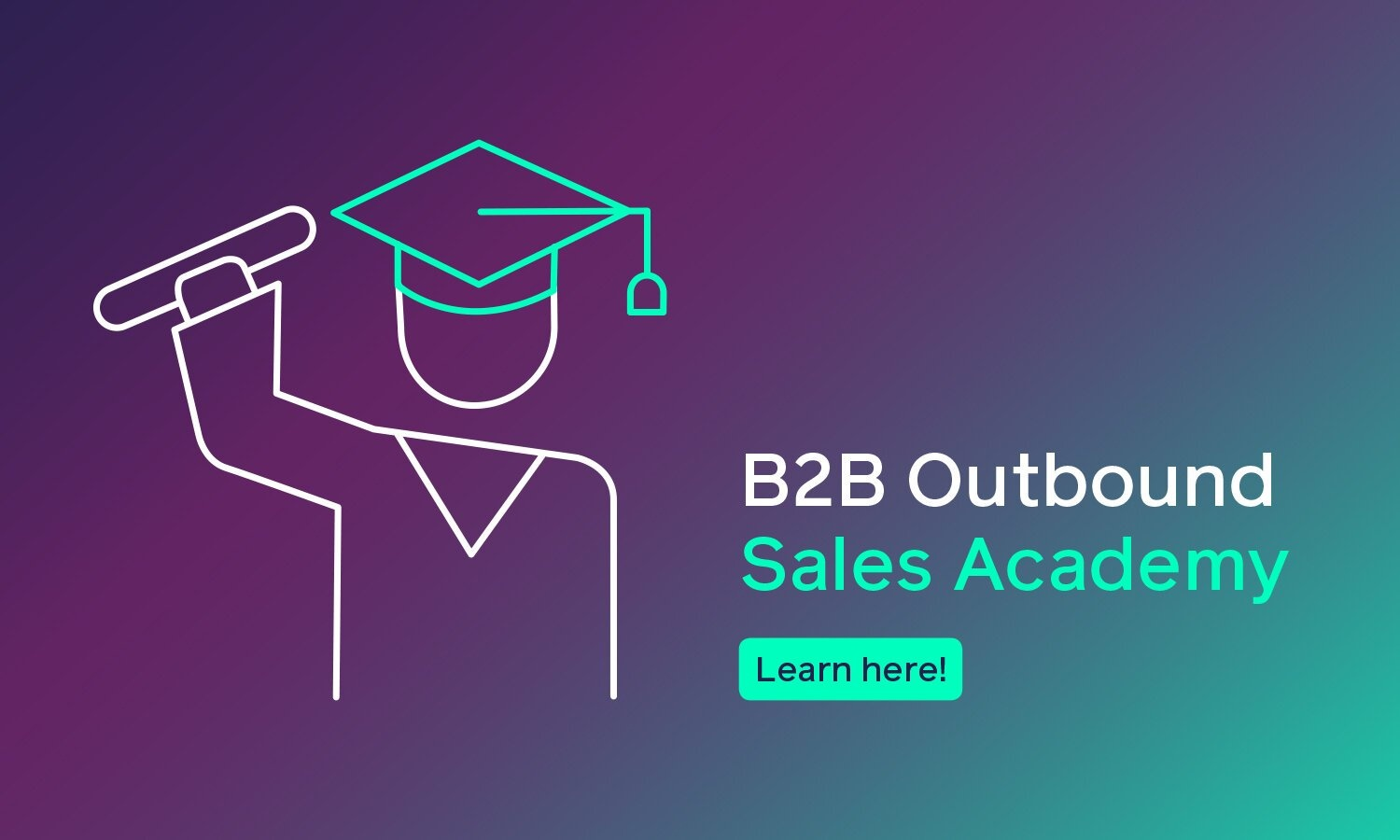 B2B Outbound Sales Academy