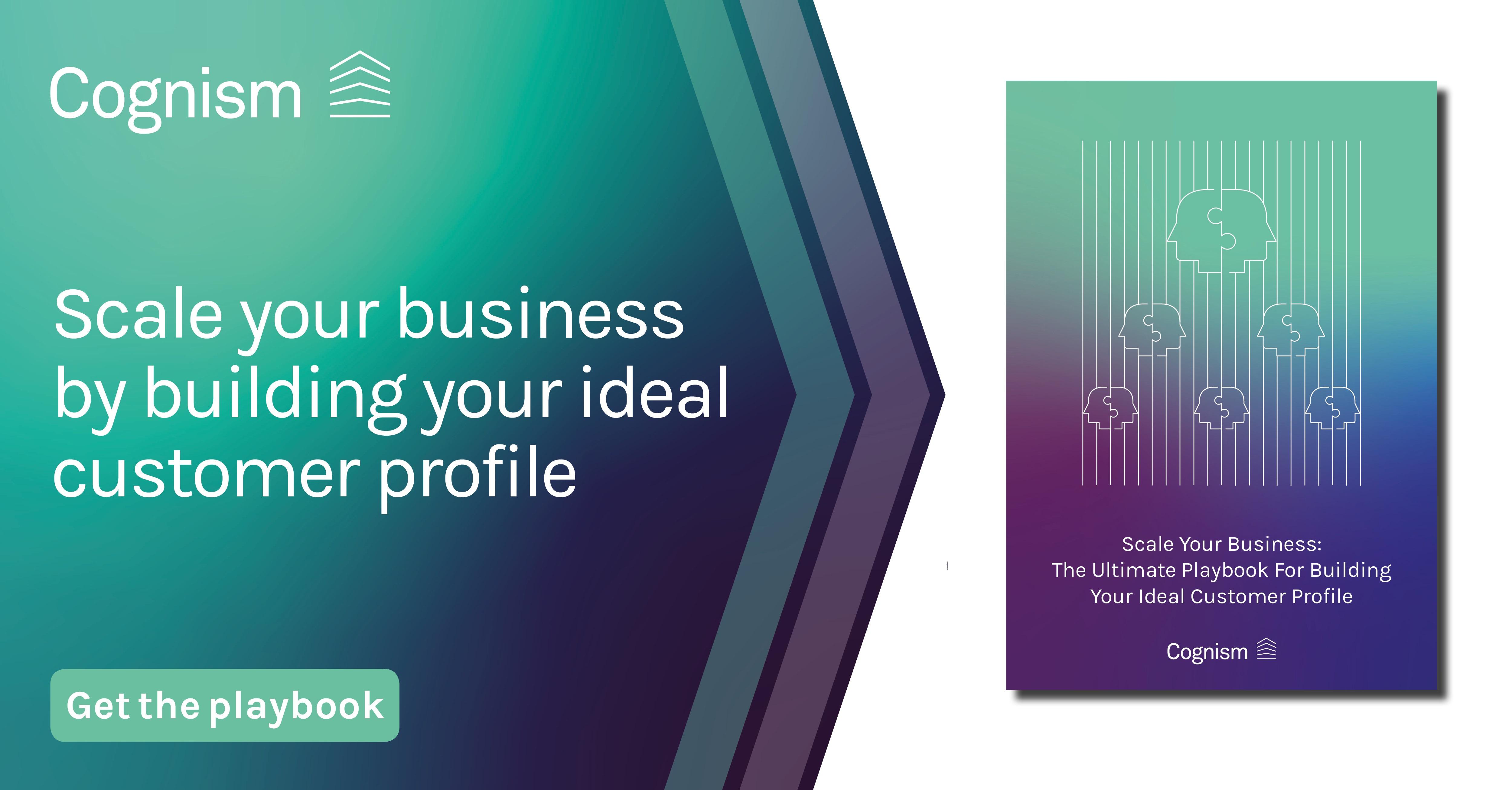 Ideal Customer Profile Playbook