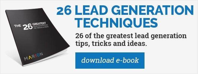 26 Lead Generation Tips