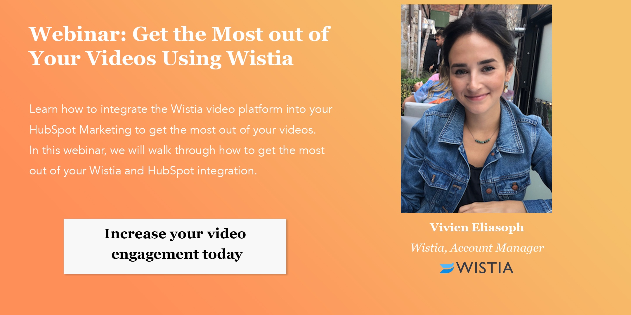 Wistia Webinar Registration - HubSpot