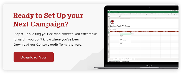 Content Audit Template Request