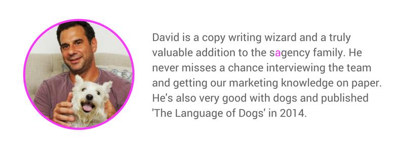 David Donnenfeld | SAGENCY