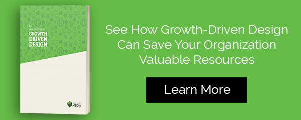 Growth-Driven Design Ebook, Sage Lion Media