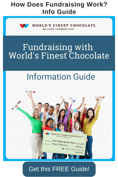 Fundraising with World's Finest Chocolate