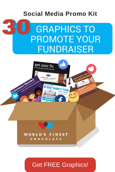 Fundraising Graphics for Social Media